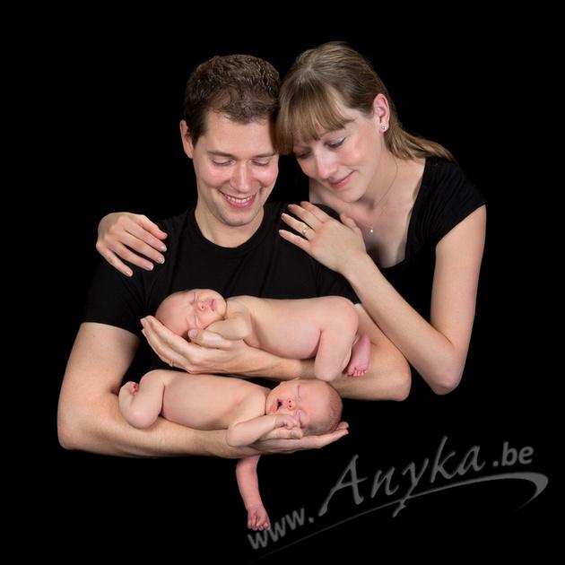 Tweeling ouders