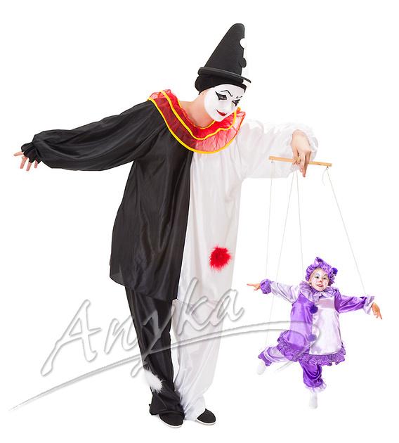 Kleine marionet