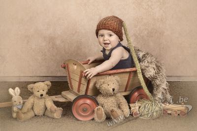 Vintage babyfotograaf 44517